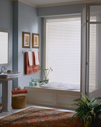 We feature Hunter Douglas shutters, blinds, and shades in Dallas, TX.